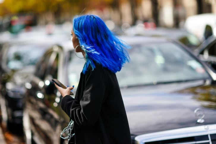 From rainbow to gray: The evolution of hair dye