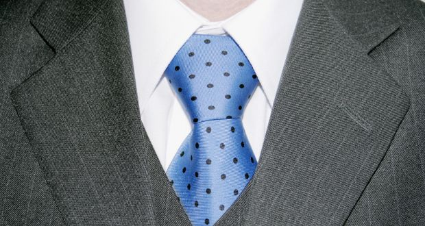 Michael Harding: I wear a tie to Zoom meetings. It helps me play a role – myself