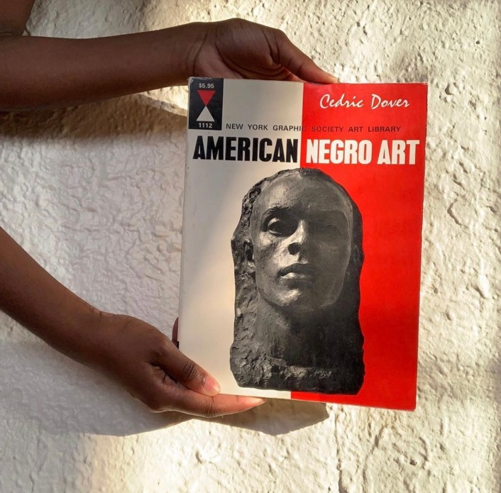 How a Black Art Library Quickly Gained Momentum