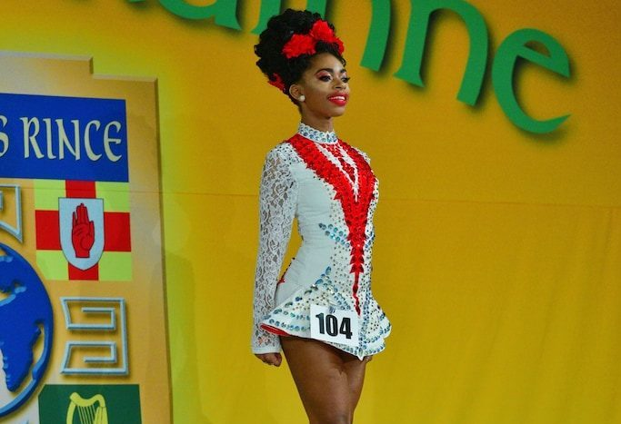 Is it cultural appropriation when a Black woman does Irish dance?