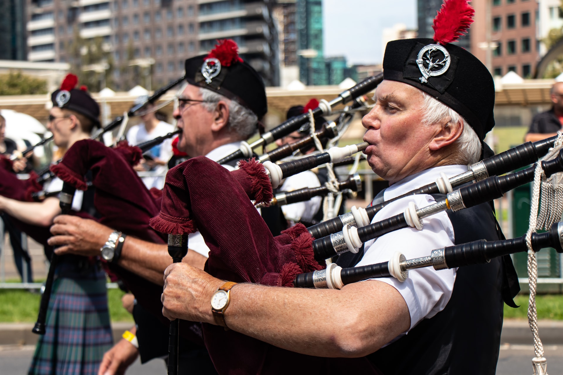 Bagpipes – Emotional Hijackers!