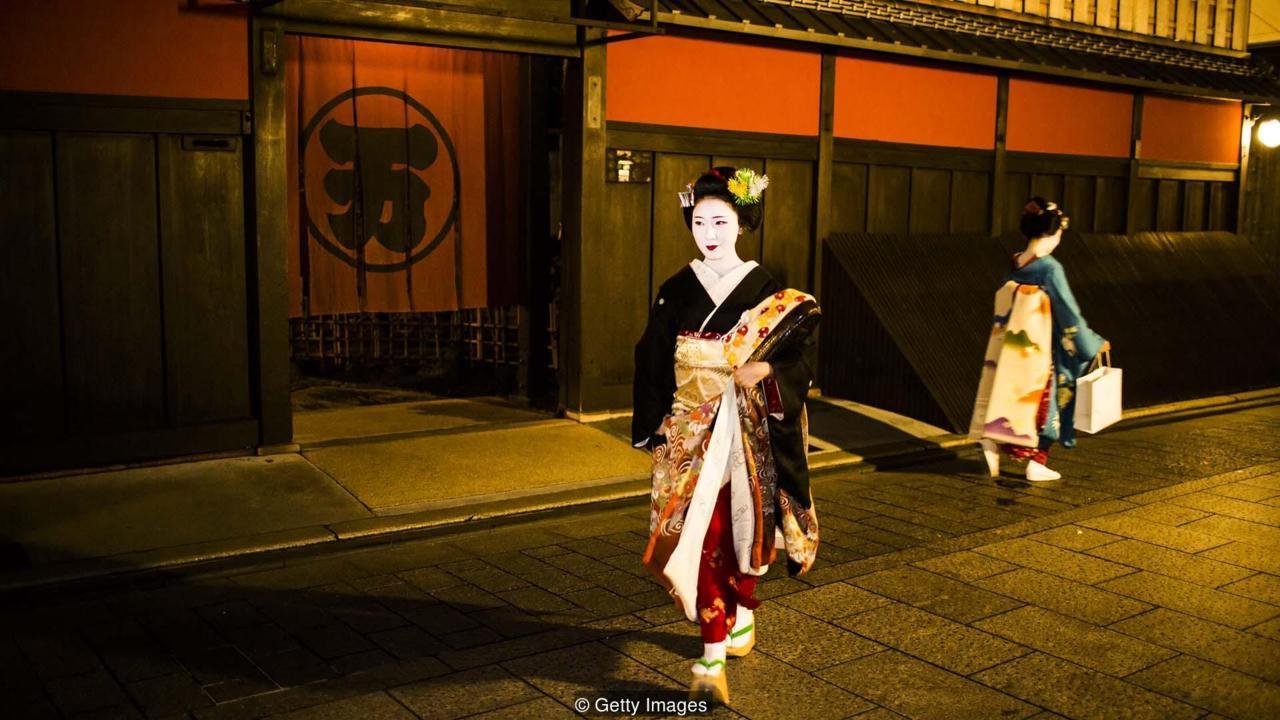 The Kimono: from status symbol to high fashion