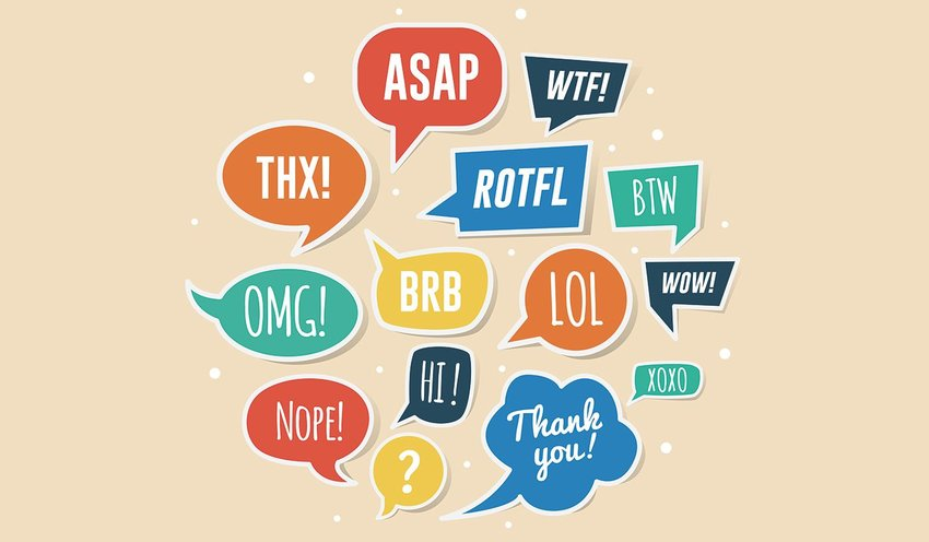 5 Acronyms That Make Your Life Easier