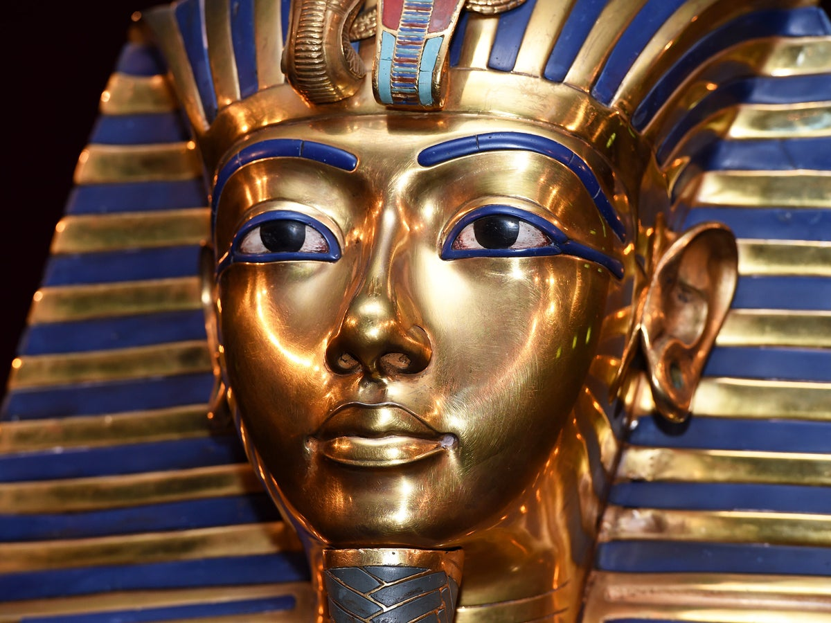 King Tut Would Be Like Any Other 9-Year Old Without That Story in His Pocket
